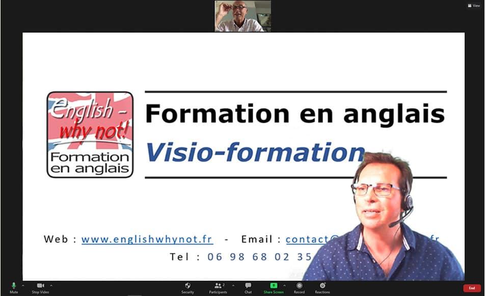 Formation par visio